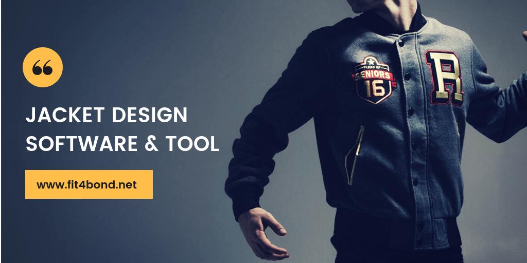 Jacket Design Software & Custom Made Jacket Design Tool