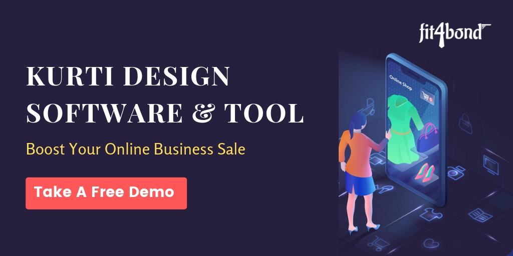 Kurti Design Software & Customization Tool