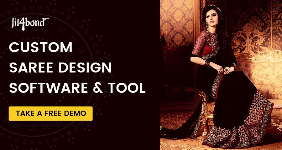 Saree Design Software & Customization Tool