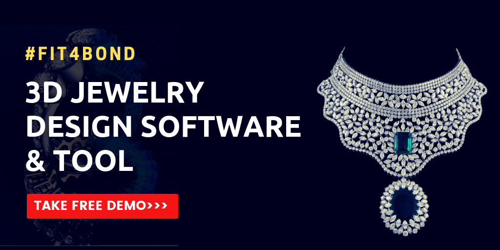 3d Jewelry Design Software Customization Tool Fit4bond