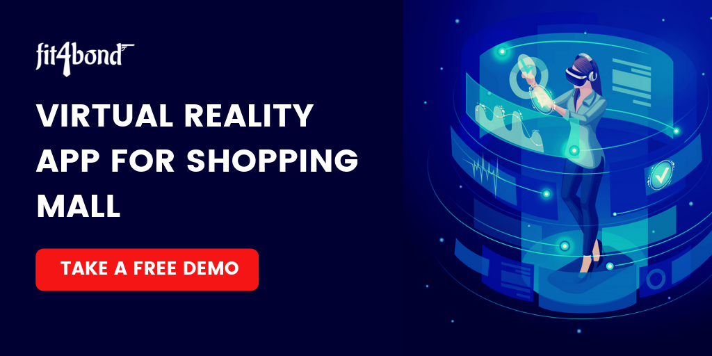 Virtual Reality App For Shopping Mall
