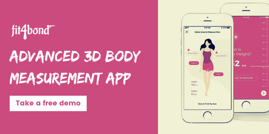 3D Body Measurement App - The New Game Changer For Online Shopping