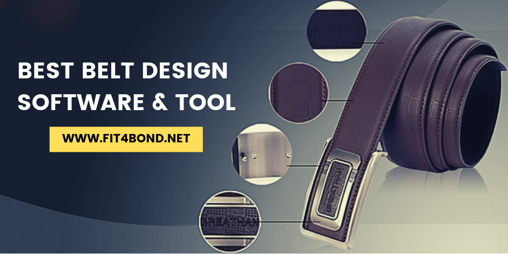 Online Belt Design Software - The Easiest Way To Create And Customize Belts Online