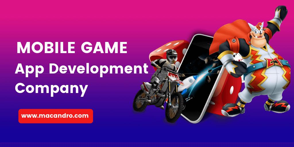 Mobile Game App Development Company