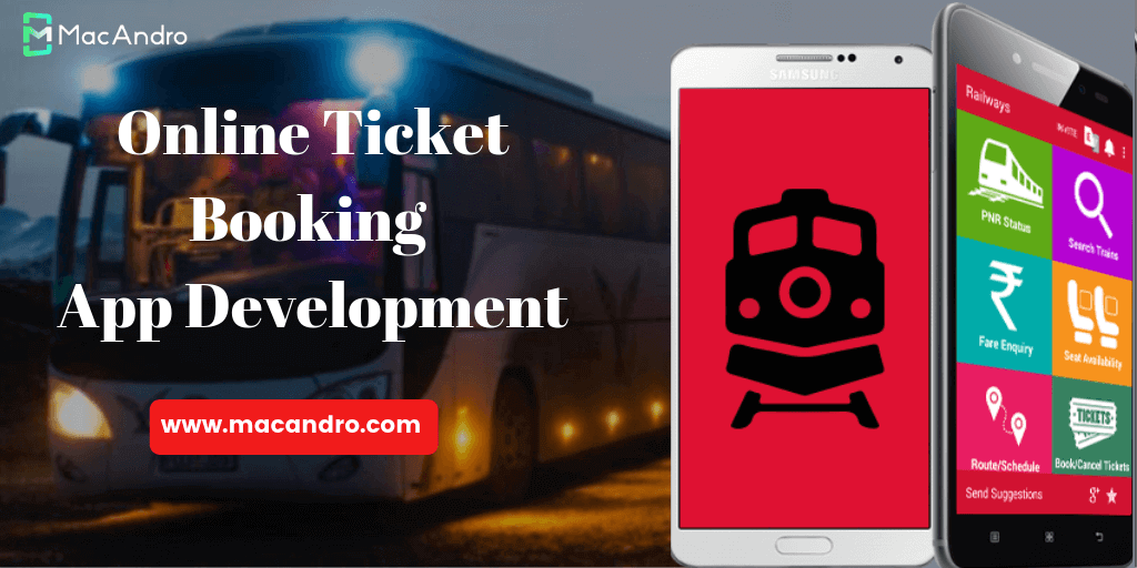 Why On-demand Online Ticket Booking Apps is Vital for the Business ?