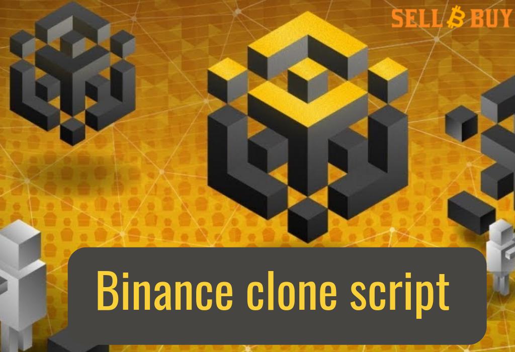 Binance clone script Binance website clone Binance clone script demo