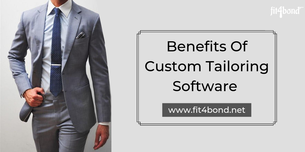 Benefits of Integrating Custom Tailoring Software with your website.