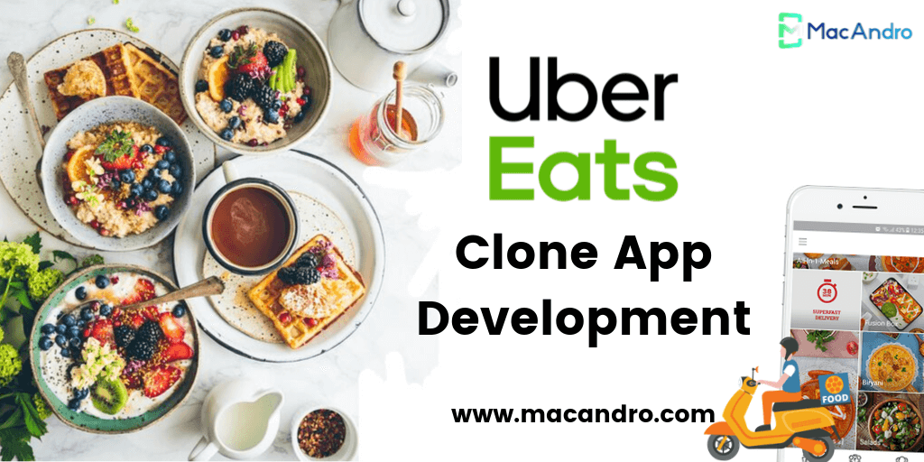 UberEats Clone App Development - Custom Food Delivery App Development