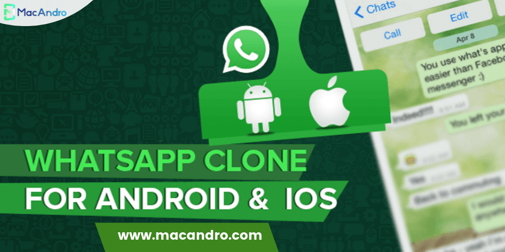 WhatsApp Clone App Development - Build Your own Messenger App Like WhatsApp