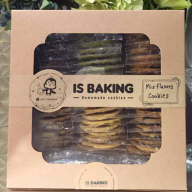 Isbaking cookies size s