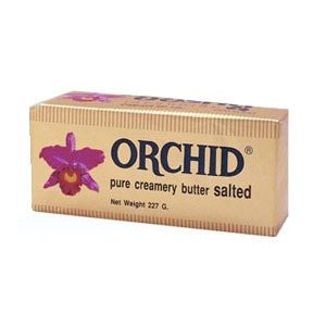 Orchid butter Isbaking's ingredient