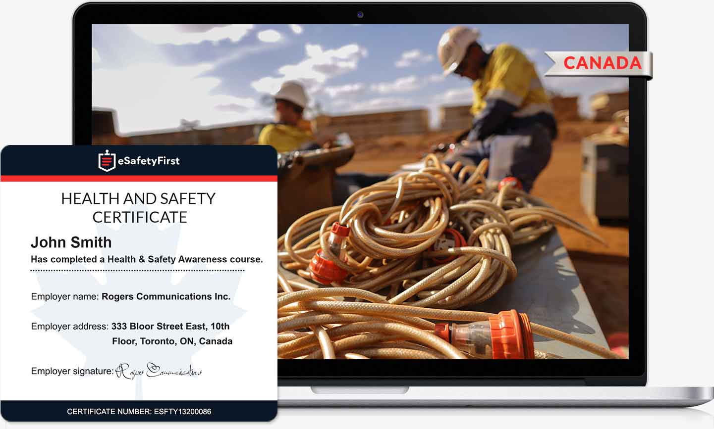 Health and Safety Awareness Online Certification