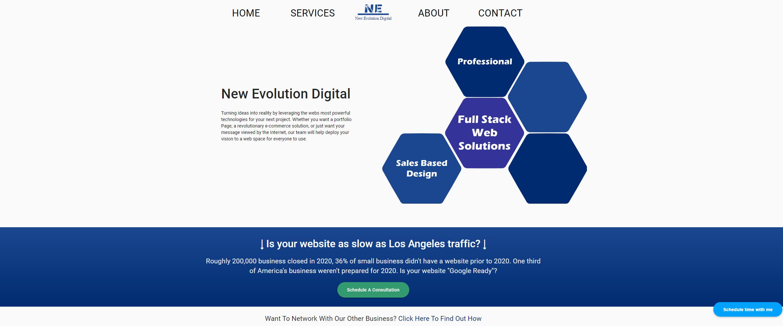 New Evolution Digital