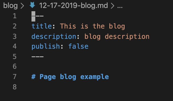 markdown file preview