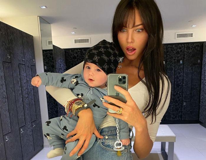 «Перед вами «горе-мать»: Решетова заявила, что растит сына не по стандартам «я ж матерей»