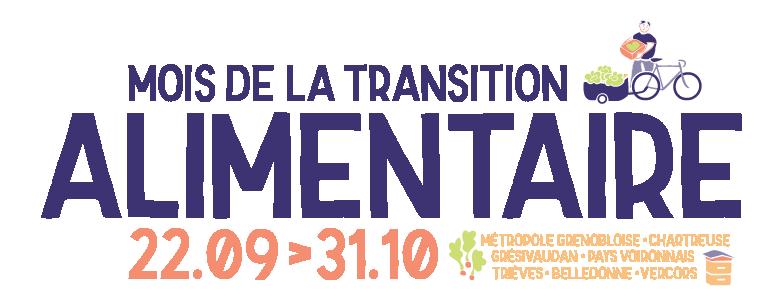 MOIS DE LA TRANSITION ALIMENTAIRE Banner
