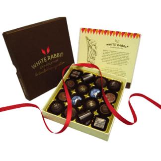 Dark Vegan Selection Medium Chocolate Box