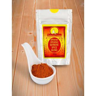 Berbere Spice Blend Organic
