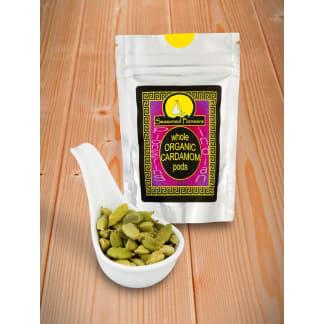 Cardamom Ground Organic