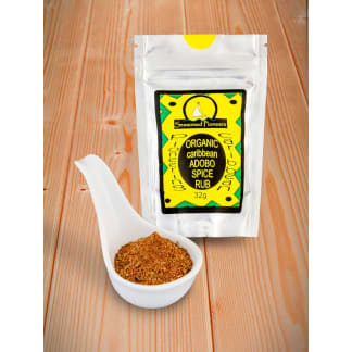 Caribbean Adobo Rub Organic