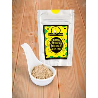 Caribbean Jerk Rub Organic