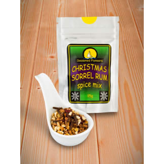 Caribbean Sorrel Rum Spice Mix