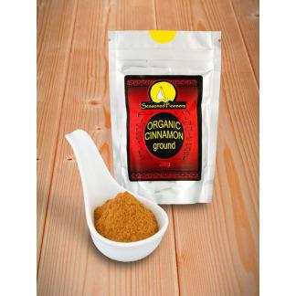 Cinnamon Organic, Ground