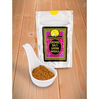 Garam Masala Balti Organic