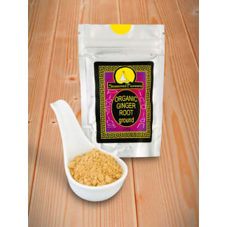 Ginger Organic, Ground