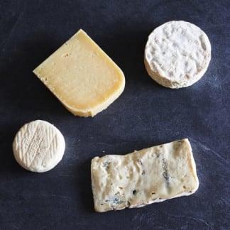 Award Winning Cheese Selection