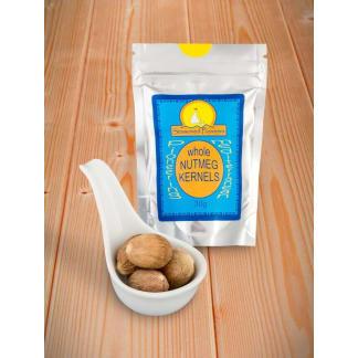 Nutmeg Kernels, Whole