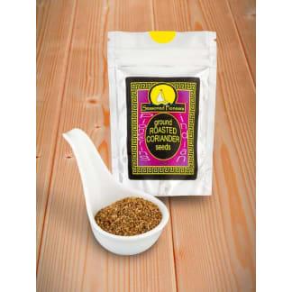 Coriander Seeds Roast & Ground