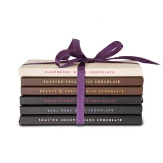 6 Bar Chocolate Library