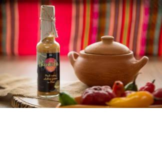 Rumba Hot Chilli Sauce