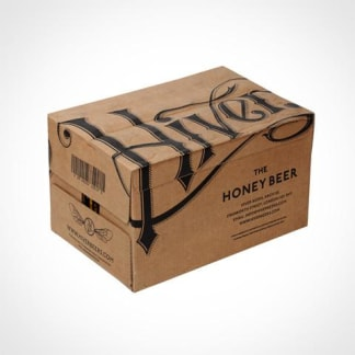Honey Beer case of 24