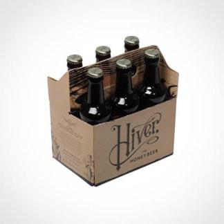 The Honey Beer pack of 6