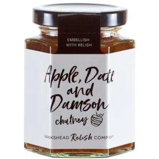 Apple, Date & Damson Chutney
