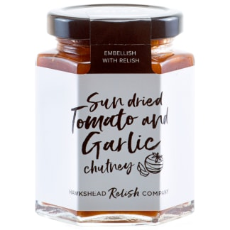 Sun Dried Tomato & Garlic Chutney