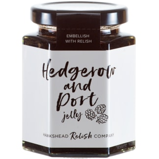 Hedgerow Jelly With Port