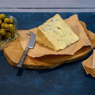 Gazegill's Award Winning Creamy Blue Lancashire Cheese