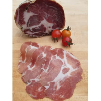 Cornish Coppa