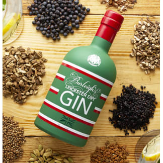 Burleighs Leicester Tigers Gin (Tigers Edition)