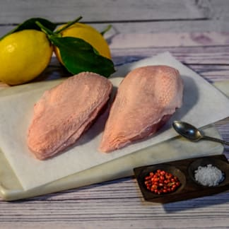 Organic Chicken Breasts