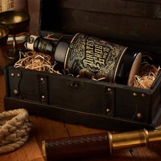 Pirate's Grog Rum No.13 Gift Chest
