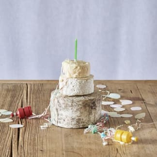 Mini Cheese Cake Tower