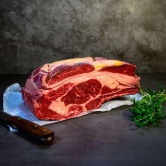 Organic Beef Rib Roast