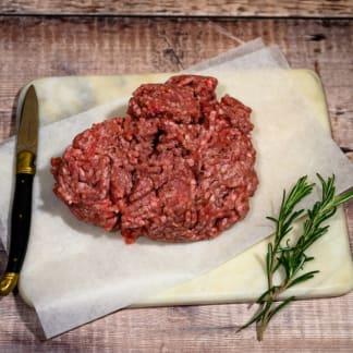 Organic Lamb Mince