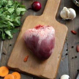 Organic Pig Heart