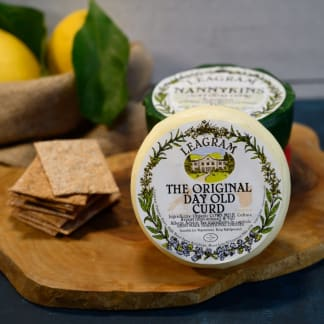 Leagram's Day Old Curd Cheese