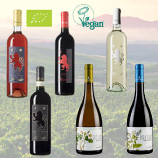Organic & Vegan Wine Selection